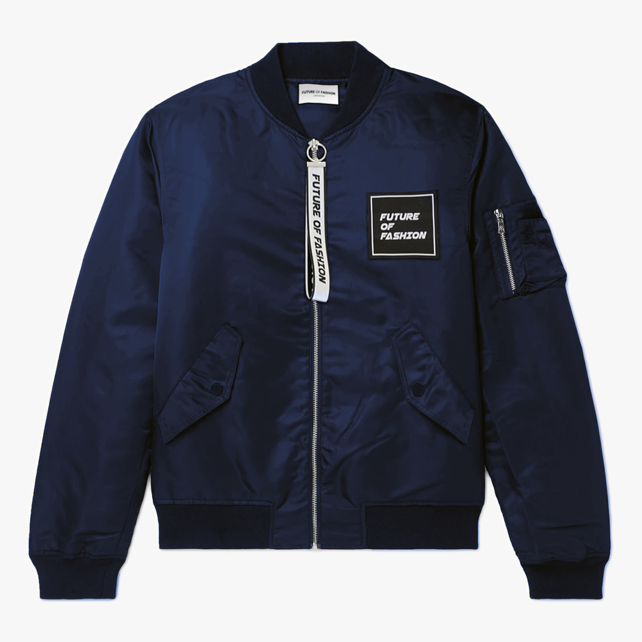 Bomber Navy Speed Jacket 1