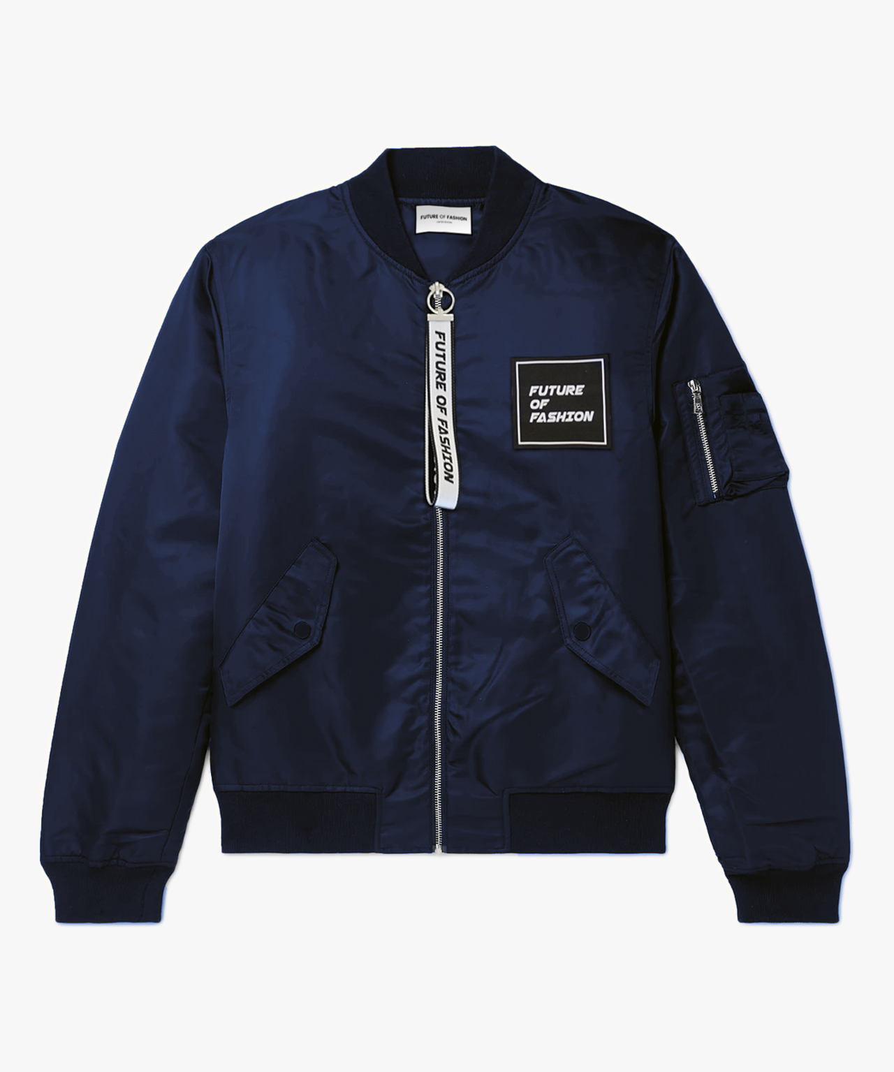 Bomber Navy Speed Jacket 2