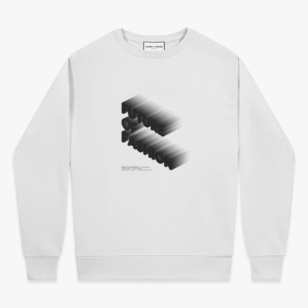 Fade Out Sweatshirt 1