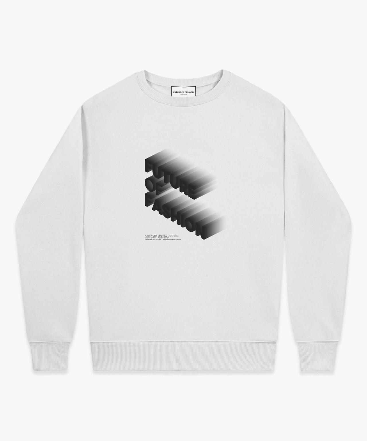 Fade Out Sweatshirt 12