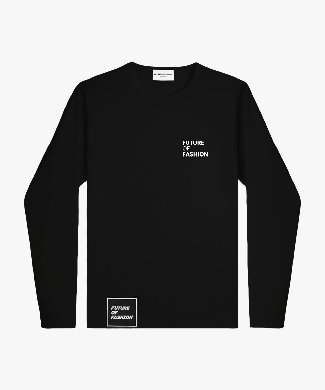 Original Logo Long Sleeve T-Shirt 10